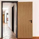 Wood solido Fire Door con il Bm Trada