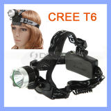 Hohe Leistung 3 Modes 10W Lumens CREE 2000 TM-L T6 LED Headlamp Light