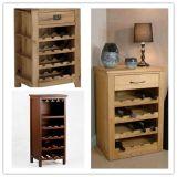 Muebles de madera/vino/armario armario de madera de roble macizo