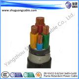 Zr-Yjv22 0.6/1kv 3 x 95 + 1 x 50/LV/cavo elettrico/ignifugo