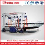 Weihua Voyager bateau électrique grue à portique de levage hydraulique