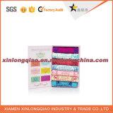 El lujo de papel cartón personalizadas T-Shirt Embalaje con cajón