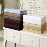 1800 La calidad de algodón egipcio de la colección libre de arrugas 4PC Microfibra cama Queen Size Conjunto de hojas