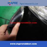 2017 impato - folha de borracha resistente de SBR para industrial
