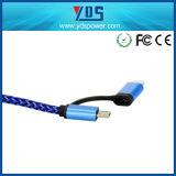 빠른 비용을 부과 USB 2.0 남성 3.1 유형 C 날짜 케이블