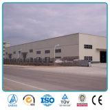 Proyectos ligeros prefabricados de la construcción de edificios de la planta de la estructura del marco de acero