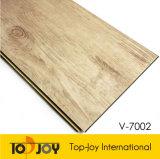 Compuesto de plástico madera haga clic en Bloquear el vinilo suelos de parqué