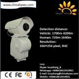 Camera van het Toezicht van de Veiligheid van de Visie van de Nacht van de lange Waaier de Infrarode Thermische PTZ