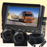 Volvoのトラックのための後部ビデオ・カメラシステム部品