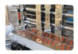 自動高速水インク印刷及び細長い穴がつく及び型抜き機械