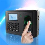 Apontamento de impressões digitais e Controlador de Acesso com Webserver (5000A+)