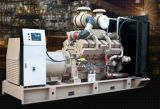 Le premier124.8kw/Standby 136KW, 4 temps, SILENCIEUX MOTEUR CUMMINS Groupe électrogène Diesel, GK136