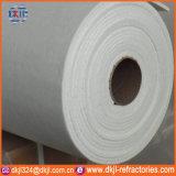 Papier réfractaire pur élevé de 1260 d'isolation thermique laines de fibre en céramique