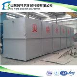 fábrica de tratamento municipal da água de esgoto 0.5-50tons/Day, tratamento de Wastewater humano de STP
