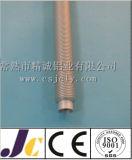 De oppoetsende en het borstelen Geanodiseerde Buis van het Aluminium, de Ronde Buis van het Aluminium (jc-c-90034)