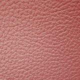 Couro genuíno do PVC do couro artificial do PVC do couro da mala de viagem da trouxa dos homens e das mulheres da forma do couro do saco Z064 do fabricante da certificação do ouro do GV