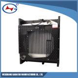 Wp10d200e200: Radiador de aluminio del agua para el motor diesel