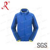 Оптовая микро- куртка ватки для напольного спорта (QF-4047)