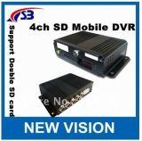 4CH de Kaart Mobiele DVR, Voertuig DVR van BR