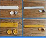 Bunte Sicherheits-Plastiktastanzeiger-Stift