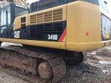 Excavatrice initiale utilisée 349d (machine de tracteur à chenilles du Japon d'abattage très bonne de condition de travail)