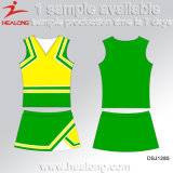 Healong 형식 디자인은 소녀를 위한 주문 Cheerleading 제복을 입는다