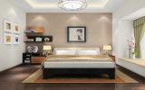 Nuovo armadio di legno del guardaroba della camera da letto della melammina per il progetto dell'hotel (zy-033)