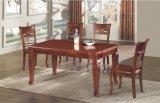 Комплекты мебели гостиницы/обедая комплекты мебели/комплекты мебели трактира/стул твердой древесины (GLSC-012)