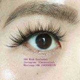 [فلس لش] طبيعيّة ثديي فروة ليّنة تمويه عين جلد