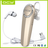 Наушник Bluetooth Earbud первоначально шлемофона беспроволочный Mono управляя