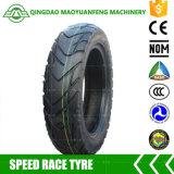 2.50-17, 3.00-17, pneu da motocicleta da raça da velocidade 3.00-18 90/90-10