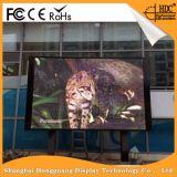 옥외 임대 풀 컬러 단말 표시 P6.25 LED 스크린