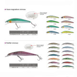 Hot Selling Hard Plastic Fishing Bait Minnow Fishing Lure