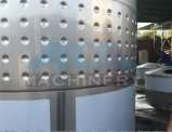 La fermentadora de la cervecería del acero inoxidable para el almacenaje, transporta el alimento, bebida (ACE-FJG-S6)