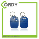 ABS impermeável Rewritable RFID Keyfob de 125kHz T5577