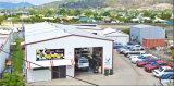 Atelier industriel léger de structure métallique d'économie de coûts (KXD-66)