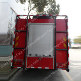 Sinotruk HOWO 4X2 336HP水および泡の消火活動のトラック