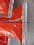 Cerca do petróleo do petróleo Boom/PVC do PVC da resistência de Sun