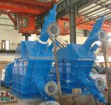 турбина 1500kw Pelton/турбина ИМПа ульс гидро с 2 соплами для гидро электростанции