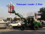 Heiße Verkauf 2016 neue Teleskoplader Hy2500 mit 80PS Motor