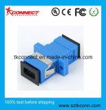 La alta calidad Adaptador de fibra óptica SC Simplex