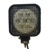 새로운 12V Square 56W LED Tractor Work Light
