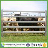 Le bétail galvanisé par 1.8*3.37m bon marché des prix clôture le panneau pour le ranch de l'Australie