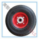 rotella di gomma del pneumatico solido 10X3.00-4 per le piccole unità