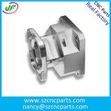 O CNC feito sob encomenda de Precison parte as peças fazendo à máquina do aço inoxidável com perfuração