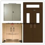 UL CertifiedとのBS 476 Part 22 Wooden Fire Door