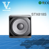 Subwoofer Stx818s Individual 18inch Outdoor PA Speaker