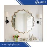 Зеркала ясной меди поплавка свободно для декоративного зеркала