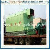 De industriële Enige steenkool-Gebraden Stoom van de Trommel PLC/de Boiler van het Hete Water