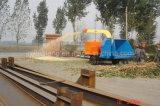 ディーゼル機関の機械を作る移動式木製の快活な/木片